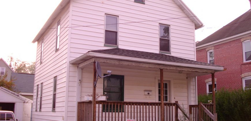 245 Monterey Ave, Ridgway, PA.