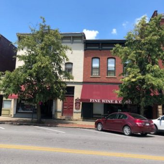 160-168 Main Street, Brookville, PA   State Store
